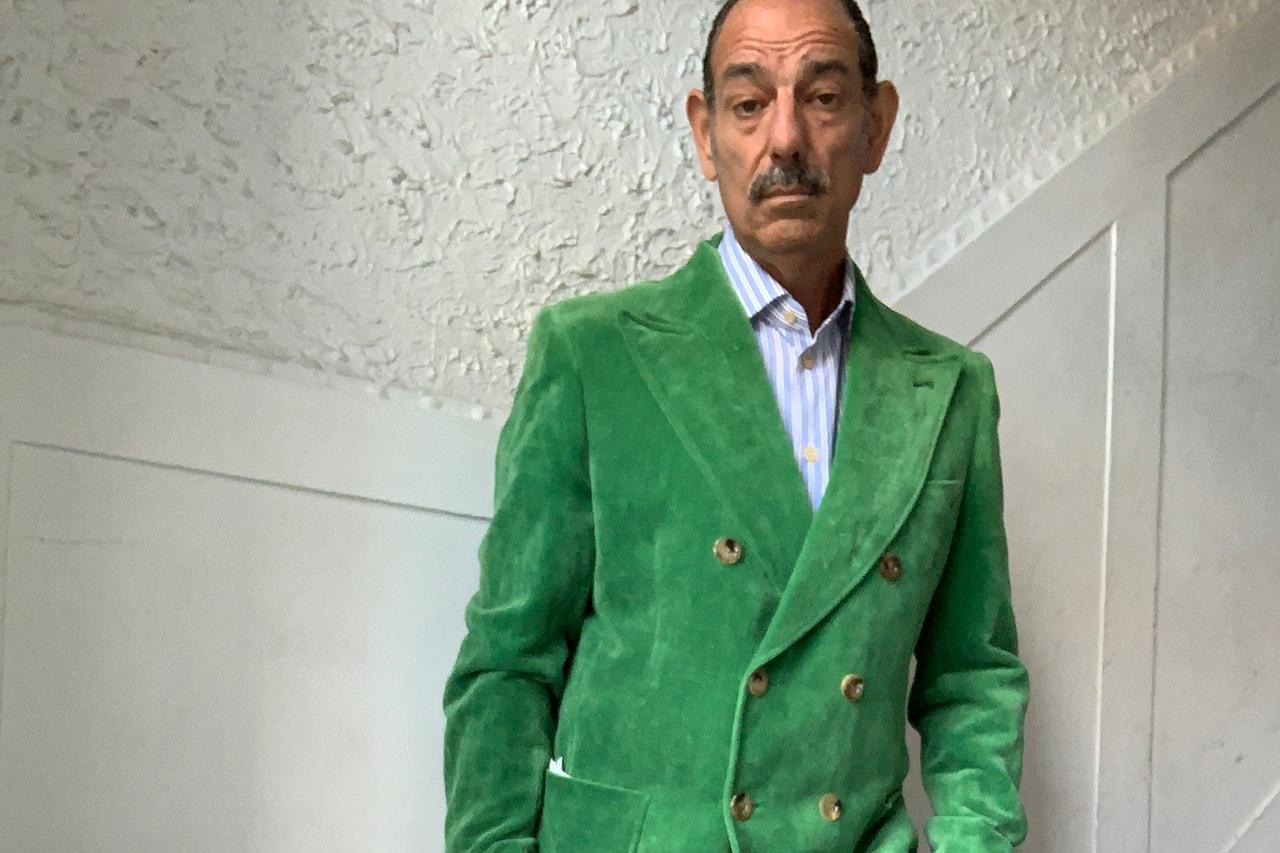 Charlie porter what artists wear jean michel basquiat david hockney francis bacon