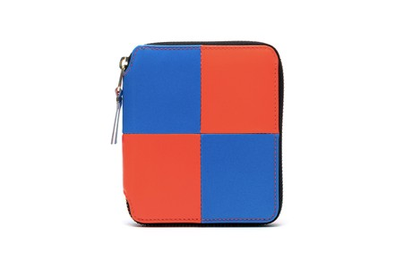 COMME des GARÇONS Wallet's New Lineup Is Imbued With Vibrant Checkerboard Patterns