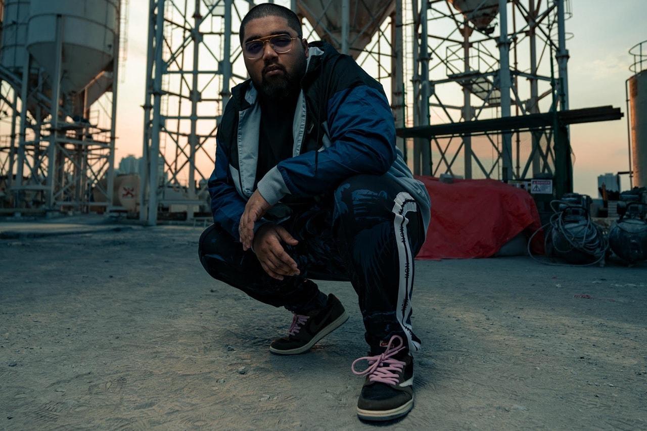 Ahmedoo Bigge French Montana DJ Khaled Dubai Sole DXB Live Base Rap Talib Kweli Freek Tac