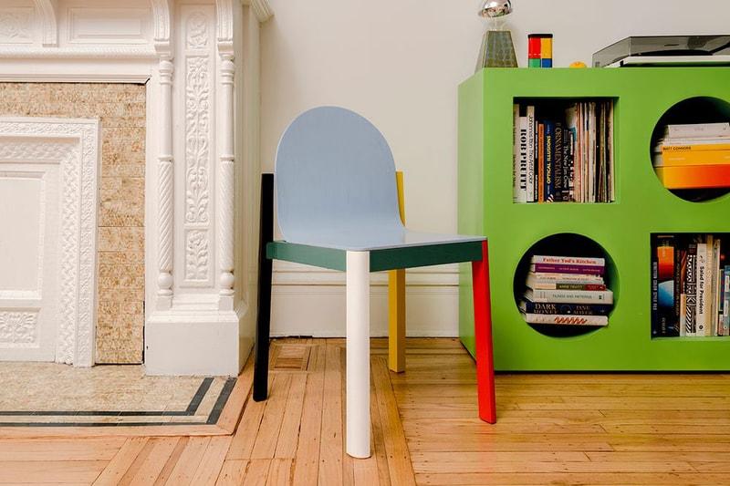 Dusen Dusen Artfully Transforms Dims' Cleo Chair