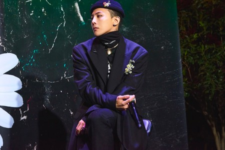 Rumors of G-Dragon's PEACEMINUSONE x Nike Signature Shoe Surface