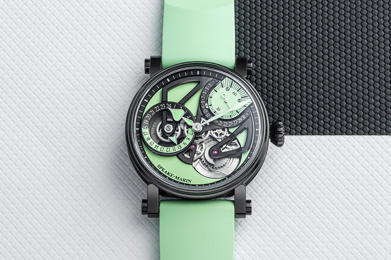 Blue Watches Were a Matter of Taste But Our Appetite For Green Watches May Run Much Deeper