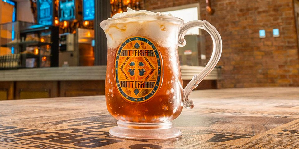 A Harry Potter Butterbeer Bar Is Opening in New York
