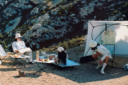 Maison Kitsuné and Helinox Link to Celebrate the Great Outdoors
