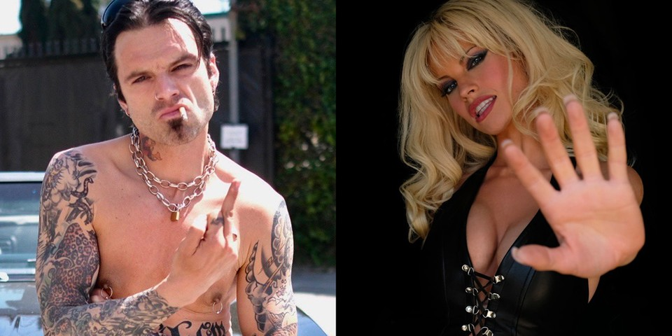 Hulu Shares First Look at Sebastian Stan and Lily James as Tommy Lee and Pamela Anderson