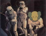 Rare KAWS 'UNTITLED (STORMTROOPERS)' Hits Phillips Auction Block