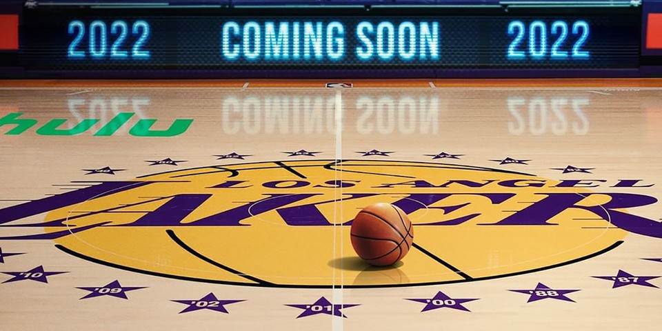 A Lakers Docuseries Is Coming to Hulu in 2022