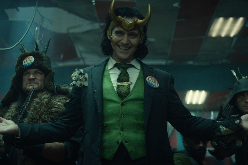 Tom Hiddleston 'Loki' 'Entertainment Weekly' Interview | HYPEBEAST