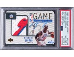 Michael Jordan Signed NBA-All Star Game Patch Card To Fetch $2.5M USD at Auction