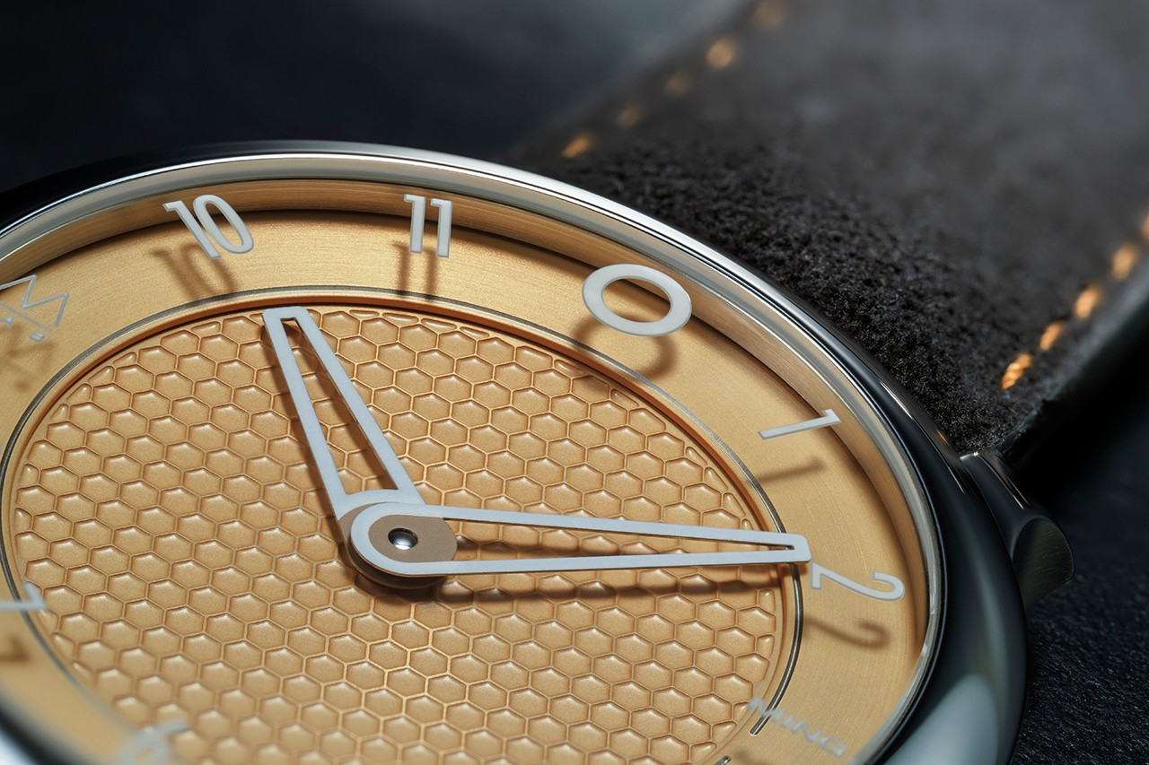 MING Joins Massena LAB for its First Collaboration a Pair of Honeycomb Dial Limited Editions
