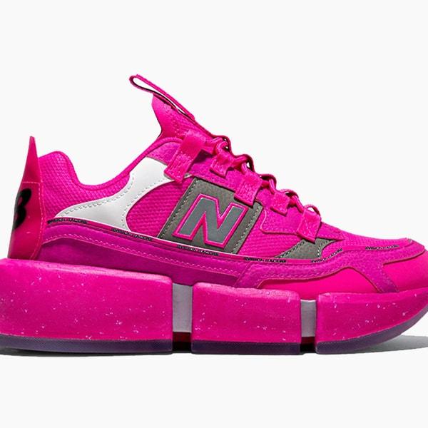 Jaden Smith x New Balance Vision Racer Pink