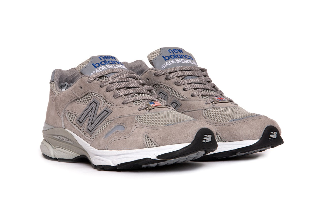New Balance x MTA MIUK 920 Collaboration Release sneaker Made in UK USA
