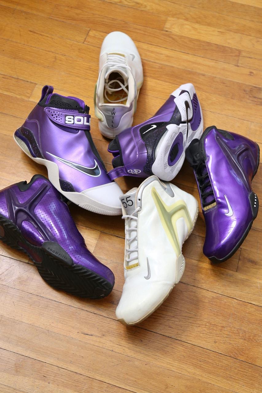 sole mates nick de \paula espn the boardroom sneaker game nike basketball zoom hyperflight jason williams interview conversation