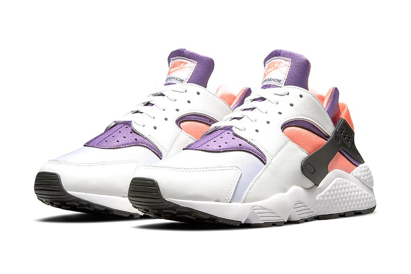"Nike's Air Huarache ""Bright Mango"" Arrives in Time for Summer"
