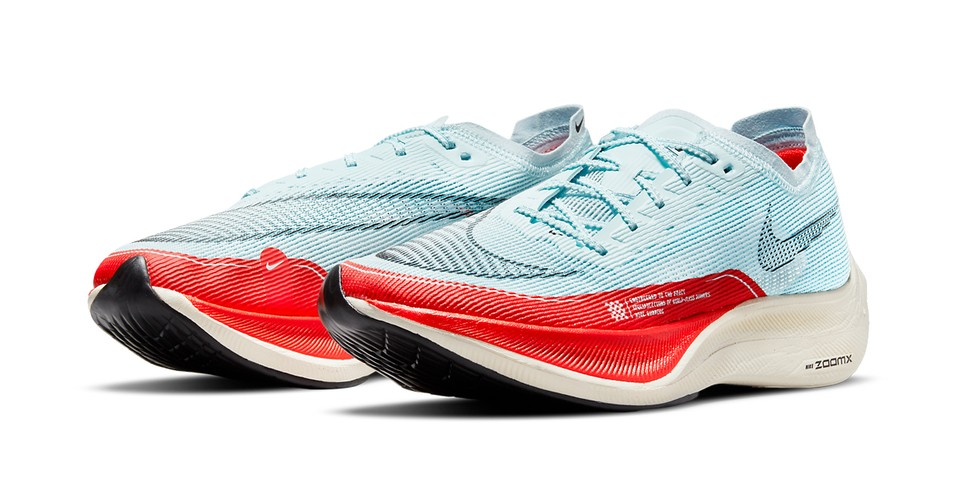 "Nike ZoomX Vaporfly NEXT% 2 ""OG"" Nods to the Genesis of the Breaking2 Project"