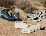 Parks Project and Vans Release Expansive Collection Inspired by California's National Parks