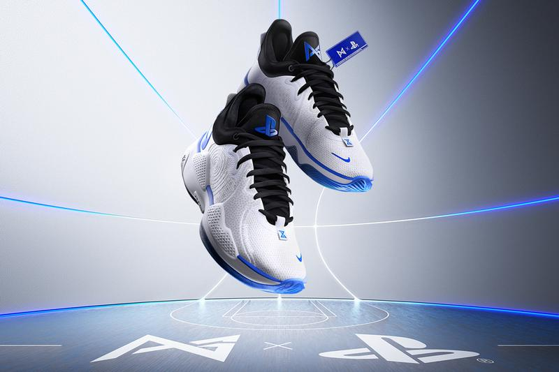 Playstation X Nike Pg 5 Release Date Interview Hypebeast