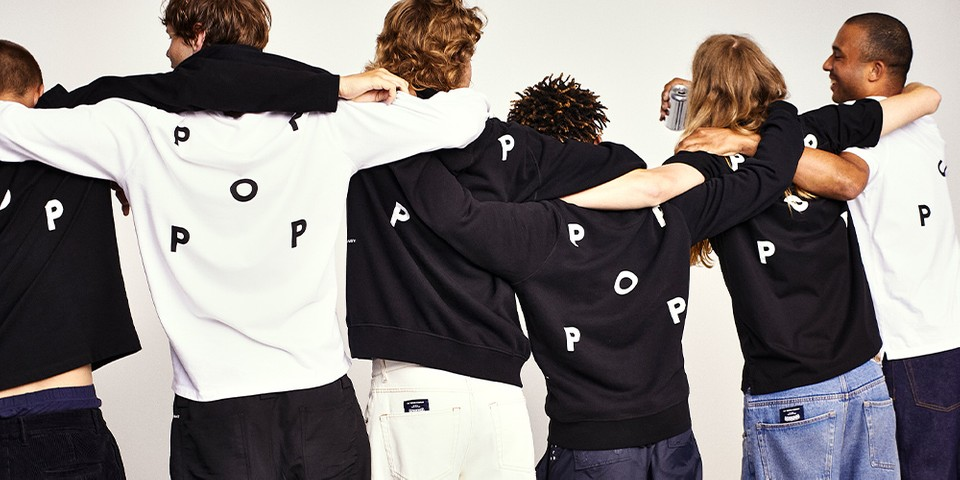 Pop Trading Company's NOS Collection Is Here to Stay