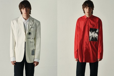 Raf Simons Visits London in the '80s for Latest Fred Perry Collaboration