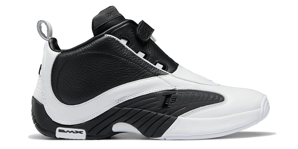 This Reebok Answer IV Is an Inverted Take On a Classic Colorway