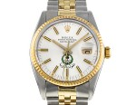 Check Out This Rolex Datejust With a Royal Saudi Arabian Police Force Dial