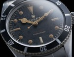 Early Rolex Submariner Surfaces For Auction at Phillips