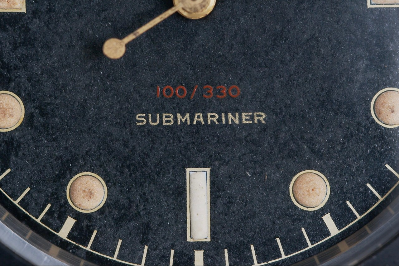 Rolex Submariner From 1955 Joins Phillips Weekend Watch Auction