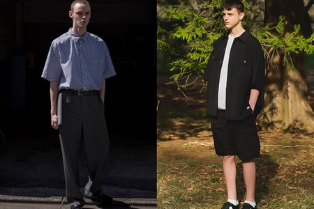 SOPHNET. Taps Dickies for Smart Casual Styles With Hi-Tech Fabrics