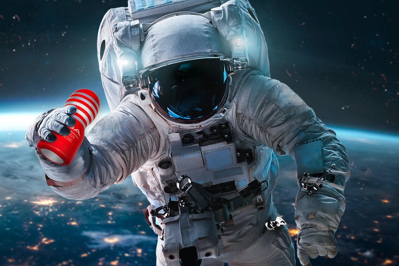 Space Is Becoming the New Frontier for Brand Marketing op-ed marketing advertising space tourism Elon Musk Blue Origin Jeff Bezos N.A.S.A. spacex   Virgin Galactic