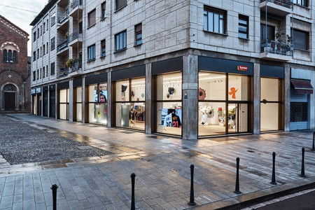 Take A Look Inside Supreme's New Milan Store