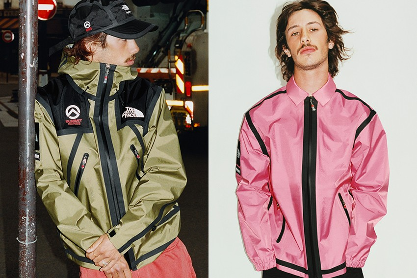 Supreme X The North Face Summit Series