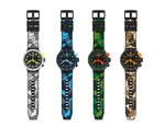 Swatch Develops Oversized Chronograph Fit for the Urban Jungle