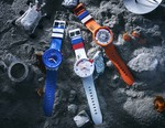 Swatch Takes Bioceramic Into Orbit With New NASA Space Collection