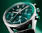 TAG Heuer Drops Another Killer Green Dial With New Limited Edition Carrera