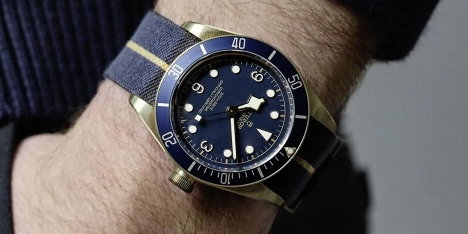 French Navy Revives Iconic Partnership With Tudor