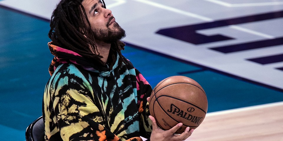 Here Is What Oddsmakers Think About J. Cole's Basketball Africa League Debut
