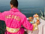"Versace's ""La Vacanza"" Is a Lesson in Seaside Luxury"