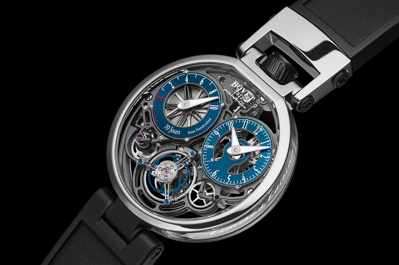Bovet Collaborates With Rolls-Royce on $28m USD Boat Tail to Create Unique Pair of Transforming Tourbillons
