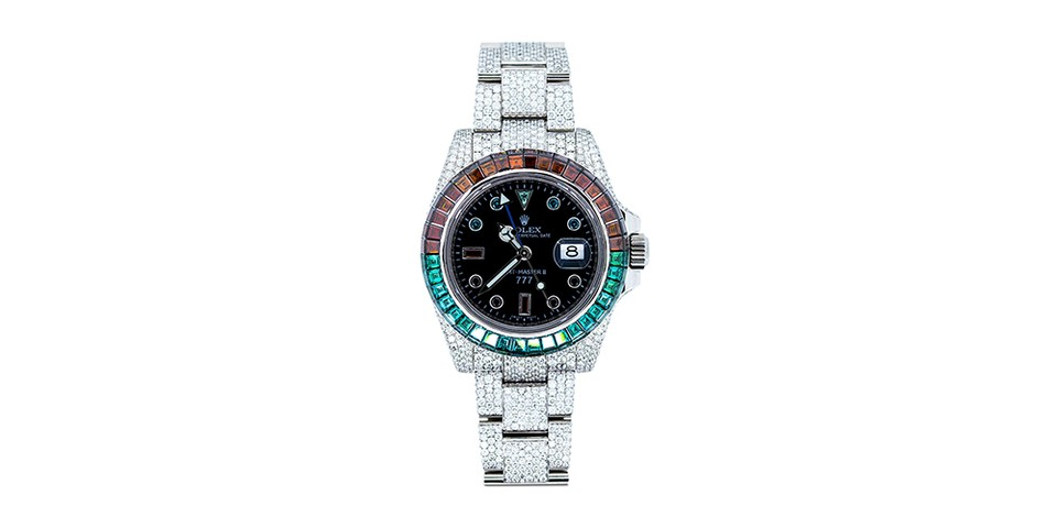 """777's Rolex GMT-Master II """"Ice Cold Pepsi"""" Costs $153,002 USD"""