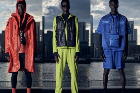 A-Cold-Wall*'s Resort 2022 Collection Is All About Technicolor