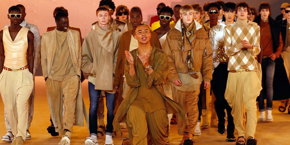 Balmain To Host Music Festival During Paris Fashion Week