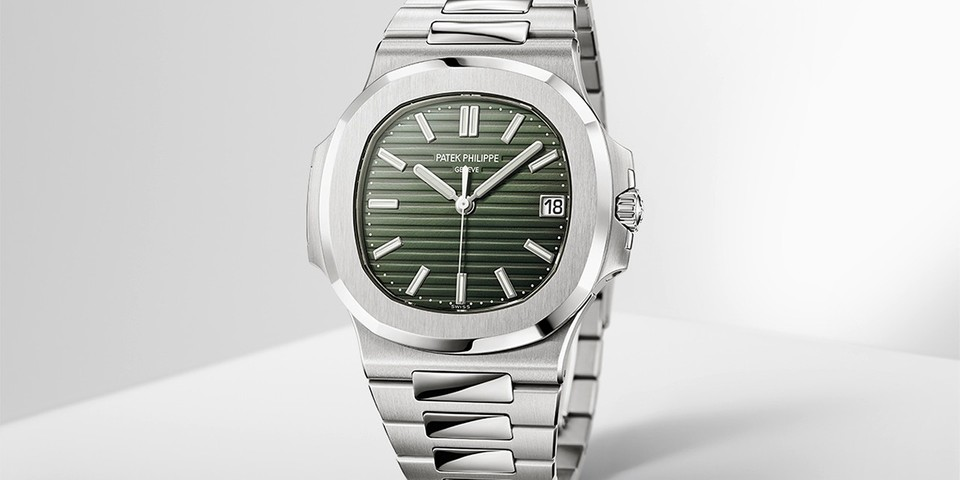 The Green Patek Philippe Nautilus 5711 Is Reselling For 900% Over Retail