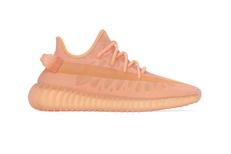"adidas YEEZY BOOST 350 V2 ""Mono Clay"" Kanye West Shoe Sneaker Collaboration Australian Aus Australasia Release Date Closer Look Drops Exoskeleton"