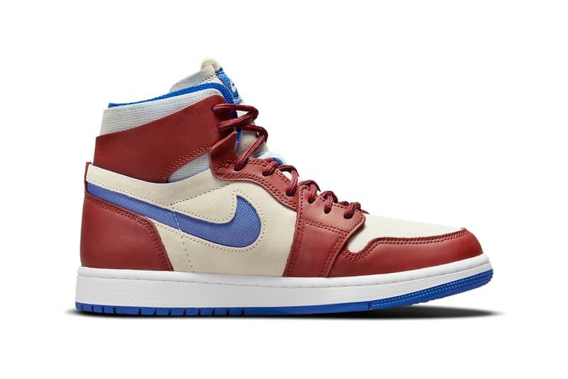 "Air Jordan 1 High Zoom CMFT ""Team Red"""