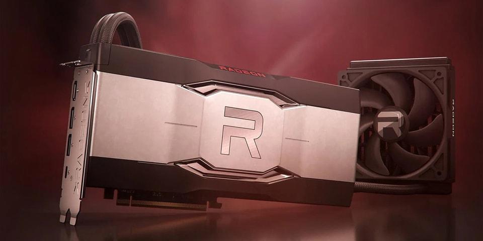 AMD Gives Its Radeon RX 6900 XT Graphics Card a Liquid-Cooled Variant