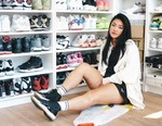 """Sole Mates: Anna Bediones and the Air Jordan 11 """"Space Jam"""""""