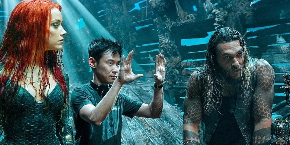 Director James Wan Reveals Official 'Aquaman 2' Film Title