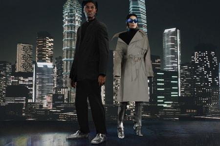 Balenciaga Presents Dystopian Fall 2021 Campaign