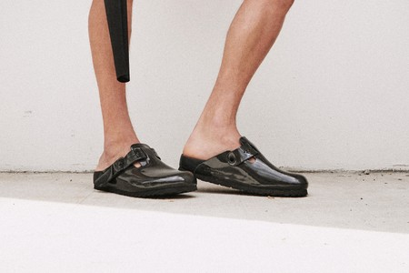 Rick Owens Reunites With Birkenstock for All-Black Collection