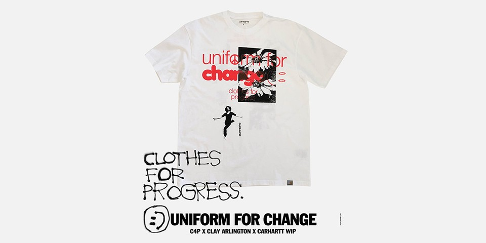 """Clothes for Progress, Clay Arlington and Carhartt WIP Craft a """"Uniform for Change"""""""